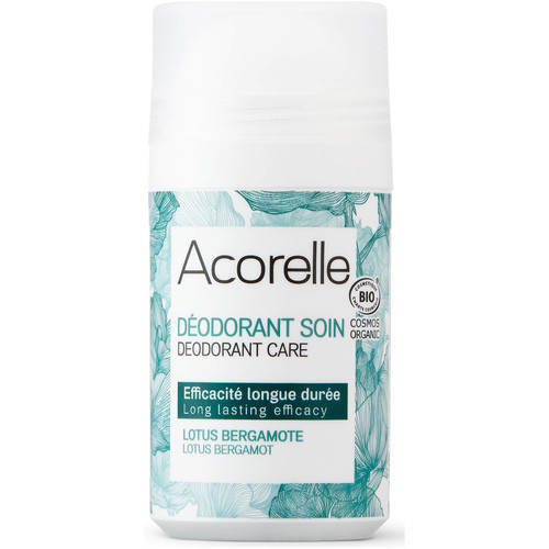 Acorelle Care Lotus Bergamot Roller Ball Deodorant-50ml