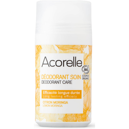 Acorelle Care Lemon Moringa Roller Ball Deodorant-50ml
