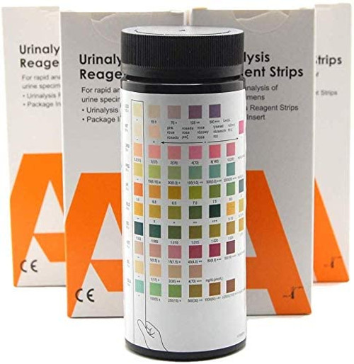 ALLTEST Multi Urine Testing Strips
