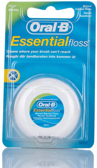 Oral-B Mint Dental Floss - Pack of 6