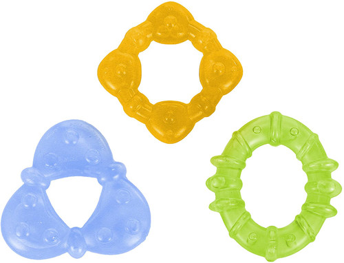 Bright Starts Colored Teethers