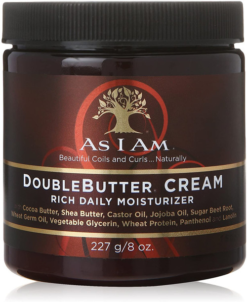 As I Am DoubleButter Beautiful Curl Defining Moisturizer