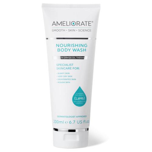 AMELIORATE Soap-free Formula Nourishing Body Wash-200ml
