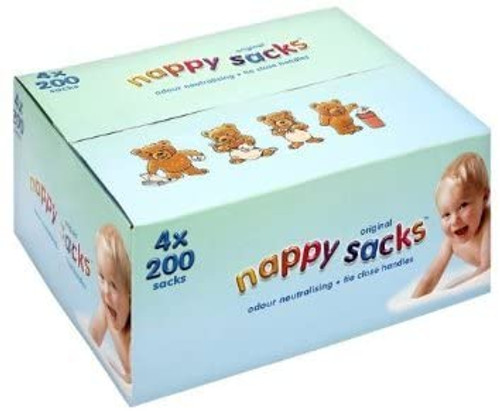 Nappy Jumbo Disposable Bags Box