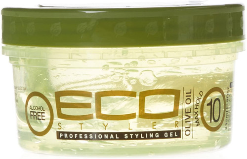 Eco Style Olive Oil Weightless Styling Gel
