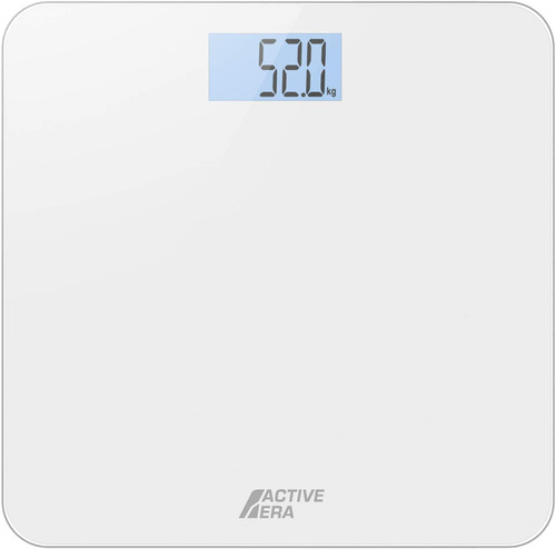 Active Era Ultra Slim Digital Weight Machine with Sensors