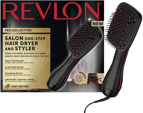 REVLON Faster Drying One Step Hair Dryer and Styler