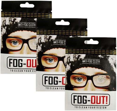 AFXMATE Anti Fog Eyeglass Reusable Wipes