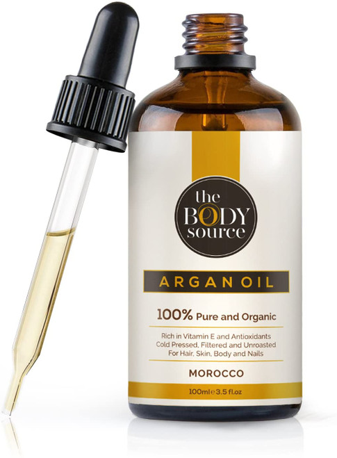 Body Source Younger Looking Skin Extra Virgin Argan Oil - 100ml