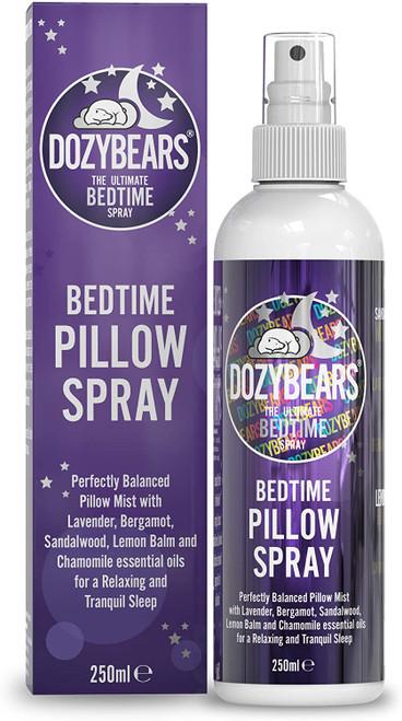 DOZYBEARS Bedtime Relaxation Pillow Spray - 250ml