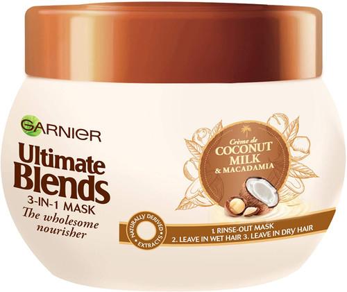 Garnier Ultimate Blends Hair Nourisher Mask