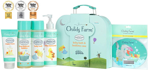 Childs Farm Baby Bath Gifting Set