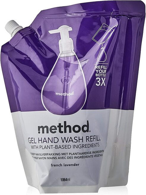 Method Gel Hand Wash Lavender Refill