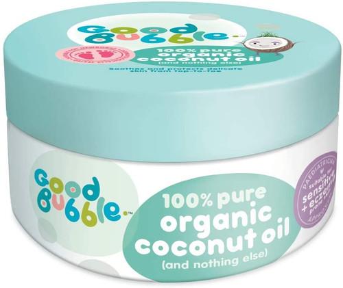 Good Bubble Organic Coconut Oil For New Borns