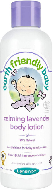 Earth Friendly Baby Relaxing Lavender Body Lotion - 250 ml
