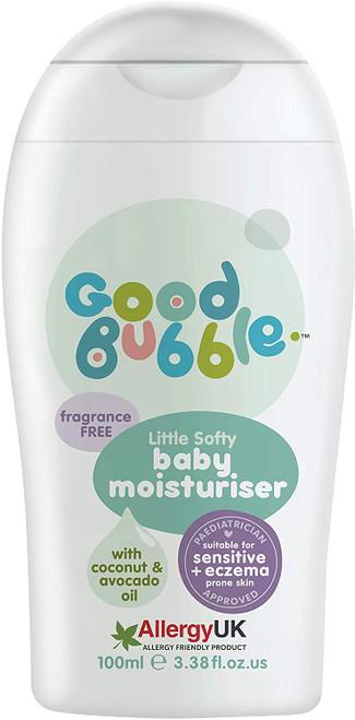 Good Bubble Little Softy Fragrance Free Moisturiser - 100ml