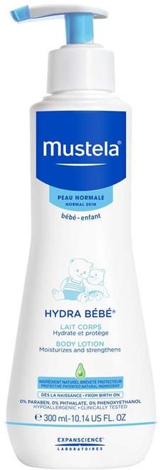 Mustela Non-Greasy Hydra Bebe Body Lotion - 300 ml