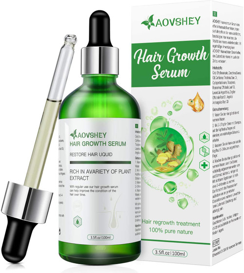 AOVSHEY Hair Growth Serum-100ml