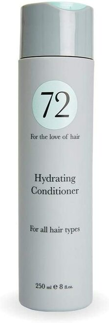 72 Hair Vegan Hydrating Moisturiser & Protector Treatment