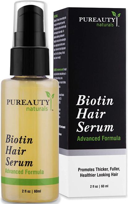 Biotin Hair Growth Serum Advanced Topical Formula