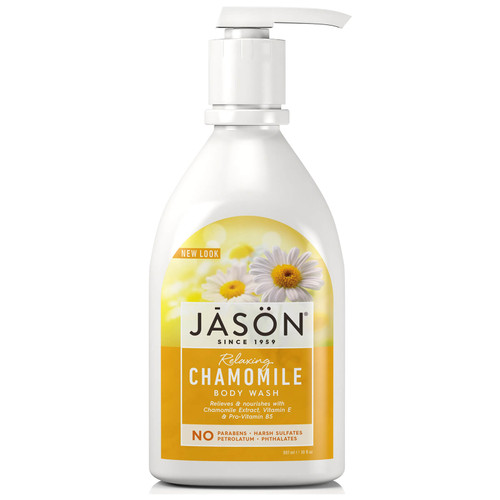 JASON Relaxing Chamomile Cleanser  Body Wash-887ml