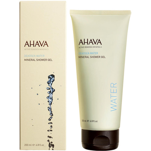 AHAVA Mineral Shower Gel With Pomegranate and Cherry Blossoms-200ml