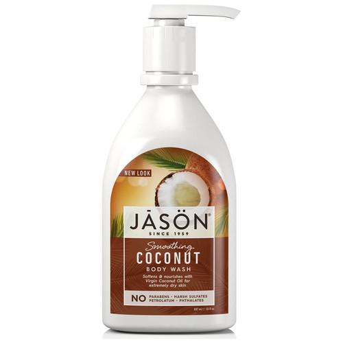 JASON Smoothing Coconut Revitalising Body Wash-887ml