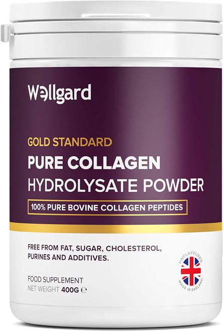 Halal and Kosher Quick Dissolving Gold Standard Collagen Powder
