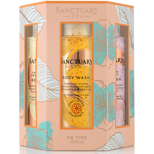 Sanctuary Spa Me Time Minis Gift Set