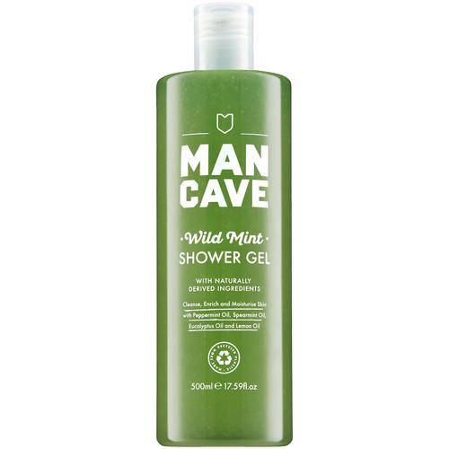 ManCave Wild Mint Shower Gel for Men-500ml