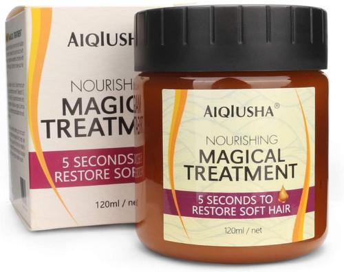 Beauty Natures Silky Hair Hydrating Argan Oil Hair Mask - 120ml