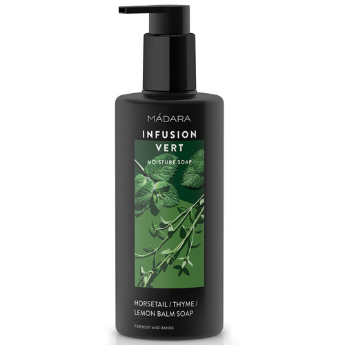 MÁDARA Infusion Vert Moisture Soap For Body-300ml