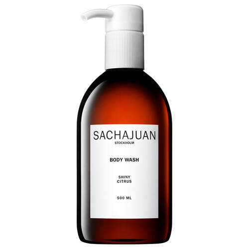 Sachajuan Luxurious Body Wash Shiny Citrus-500ml