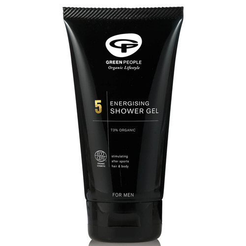 Green People Organic Homme Cool Style Shower Wash-150ml