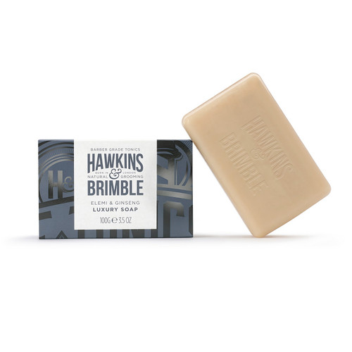 Hawkins & Brimble Luxury Soap Bar With Shea Butter-100g