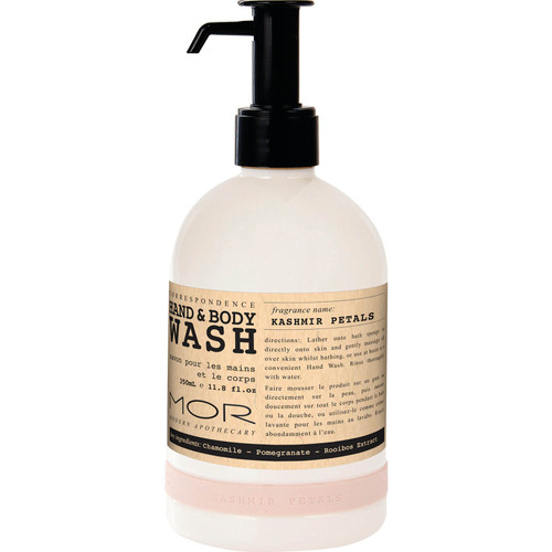 MOR Hand and Body Wash Kashmir Petals With Chamomile-350ml
