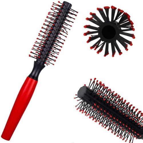 Anti-Static Roll Hair Brush for Blow Drying Hair Styling