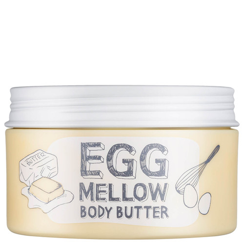 Too Cool For School Egg Mellow Body Butter For Dry Skin-200g