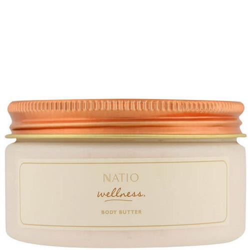 Natio Wellness Natural Glow Body Butter-240g