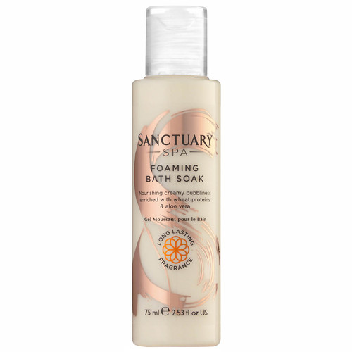Sanctuary Spa Foaming Bath Soak-75ml