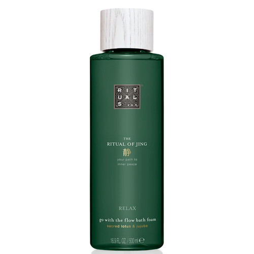Rituals The Ritual of Jing Floral Fragrance Bath Foam-500ml