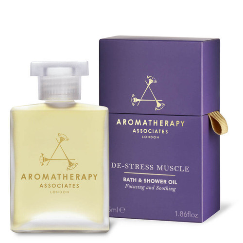 Aromatherapy Associates Muscle Bath & Shower Oil-55ml