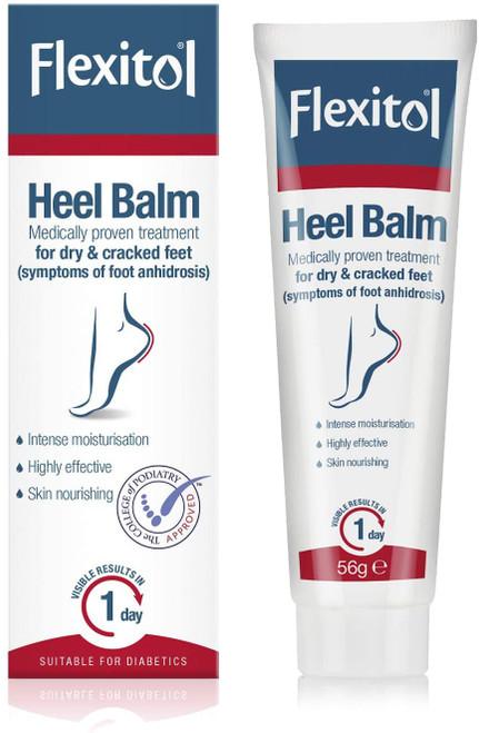 Flexitol Dry Cracked Skin Heel Balm - 56g