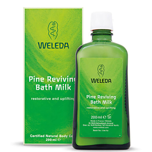 Weleda Pine Relaxing Reviving Bath Milk-200ml