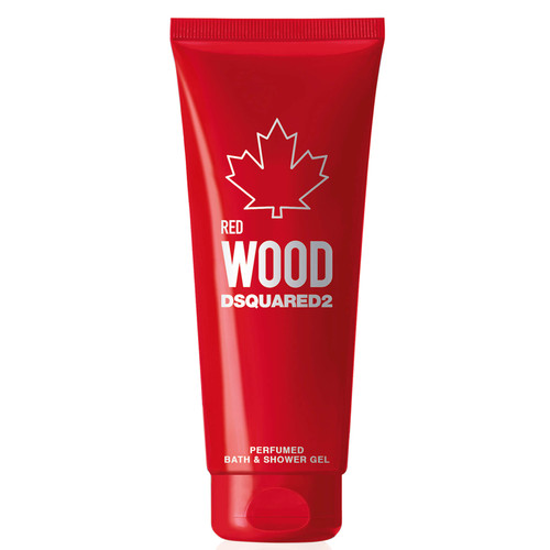 Dsquared2 Red Wood Scented Shower Gel-200ml