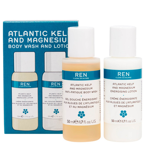 Ren Atlantic Kelp Mini Body Duo Kit Gift Set