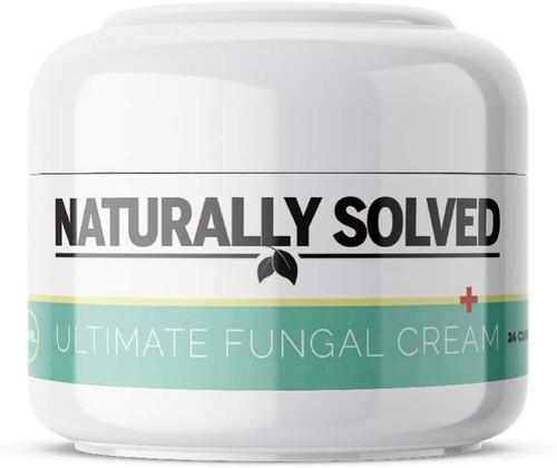 Damaged Nails Anti Fungal Cream Treatment