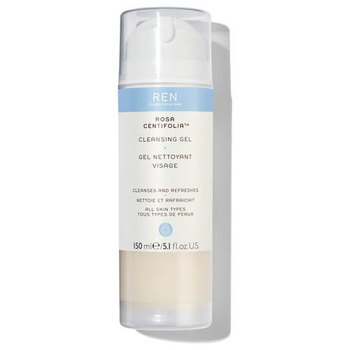 REN Refreshing Clean Skincare Rosa Centifolia Cleansing Gel-150ml