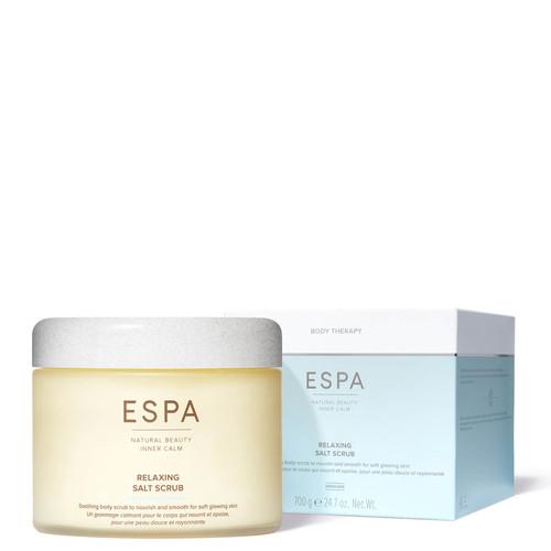 ESPA Relaxing or Radiance Revealing Salt Scrub-700g