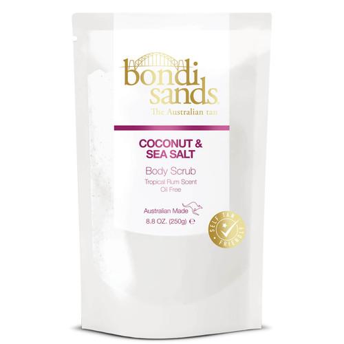 Bondi Sands Tropical Rum Coconut and Sea Salt Body Scrub-150g